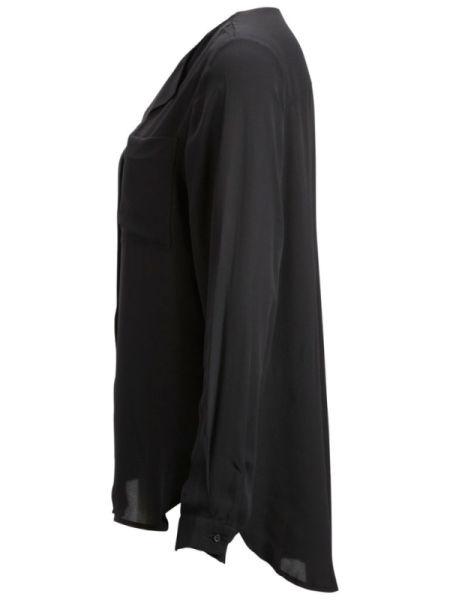 DYNELLA SHIRT BLACK AND WHITE